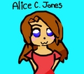 Alice! - kitmolly123 fan art