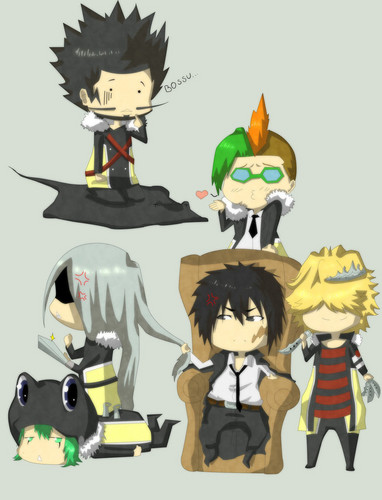 All About KHR