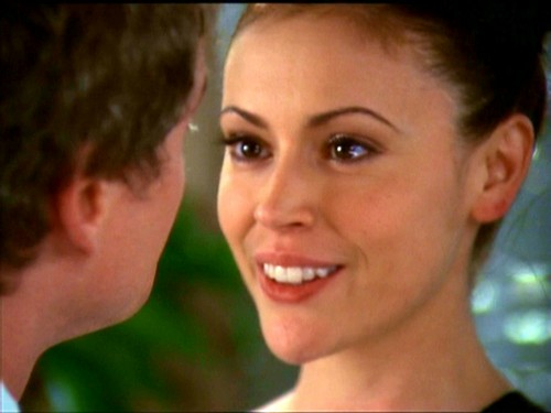 Alyssa season 5 - charmed Screencap