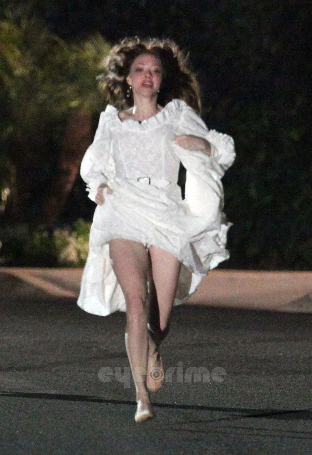 "Amanda Seyfried films ""Lovelace"""