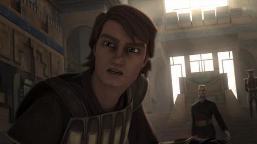 Clone wars Anakin skywalker kertas dinding entitled Anakin Season 4