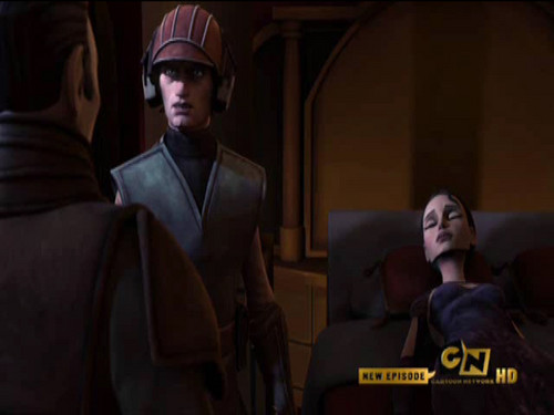 étoile, étoile, star Wars: Clone Wars fond d'écran containing a business suit and a well dressed person called Anakin Skywalker