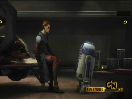 bituin Wars: Clone Wars wolpeyper possibly containing a kalye titled Anakin Skywalker