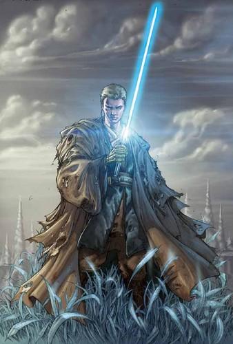 Anakin comic cover