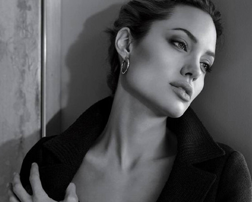 Angelina Jolie wallpaper possibly with a well dressed person, a business suit, and a portrait called Angelina Jolie