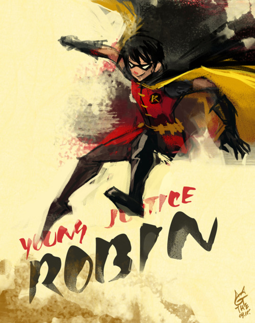 Boy Wonder has arrived  Robin The Boy Wonder Young Justice