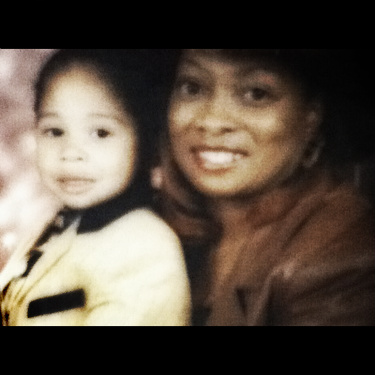 Baby Roc Royal with his mommy :)