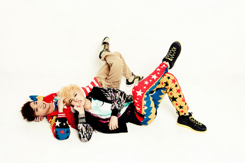 B.A.P Обои entitled Bang Yong Guk & Zelo