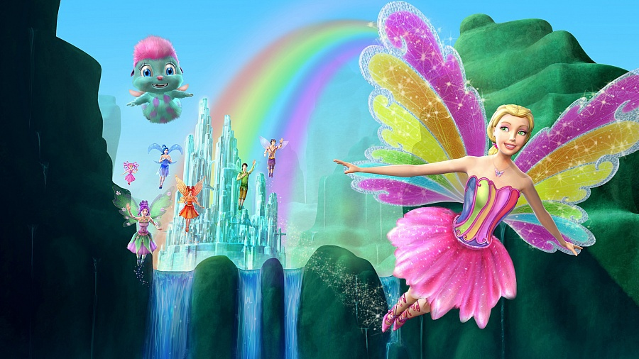 Barbie Movies Images Fairytopia Magic Of The Rainbow HD Wallpaper And Background Photos