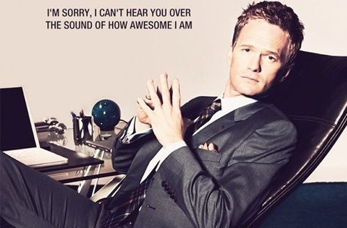 Barney - Sound of Awesome - barney-stinson Photo