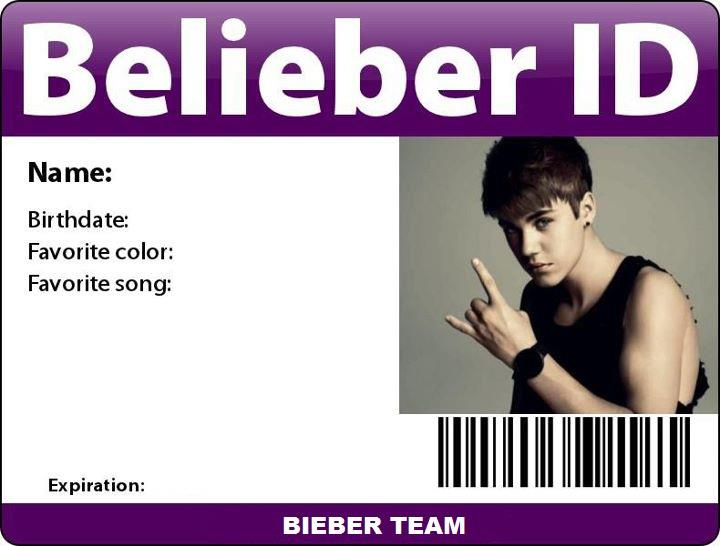 Belieber ID