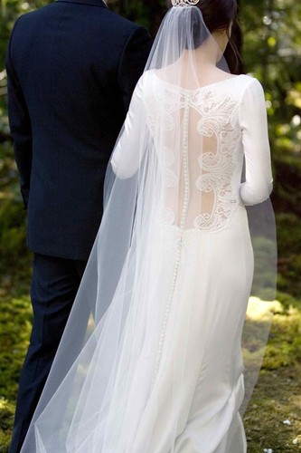 Bella Swan's Wedding Dress