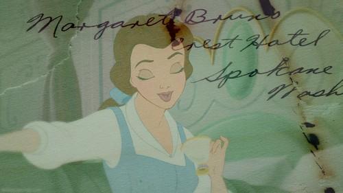 Belle 壁纸