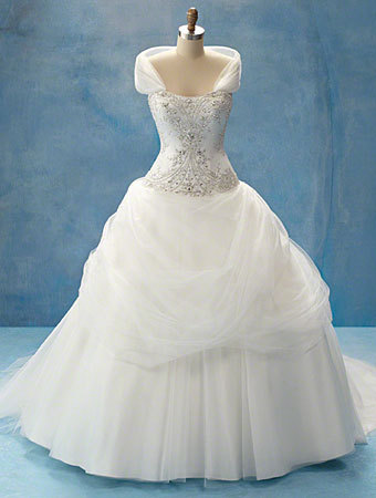 Belle Wedding Collection Dress #1