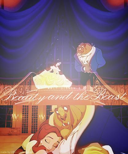 Belle & the Beast ~ ♥