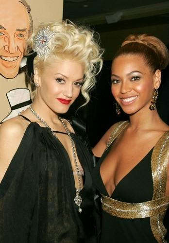 Beyoncé & Gwen Stefani