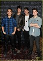 Big Time Rush: UNICEF Charity Concert with Selena Gomez! - big-time-rush photo