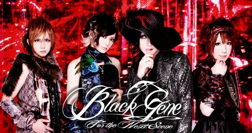Black Gene For The volgende Scene