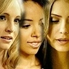 Bonnie, Elena and Caroline - sofija Icon