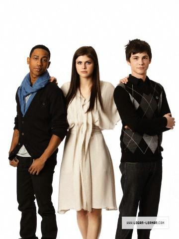 Brandon, Alexandra & Logan