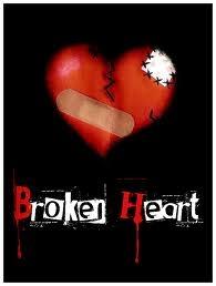 Broken 心
