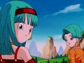 Bulma and her daughter