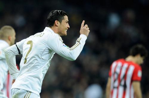 C. Ronaldo (Real Madrid - Athletic Bilbao)