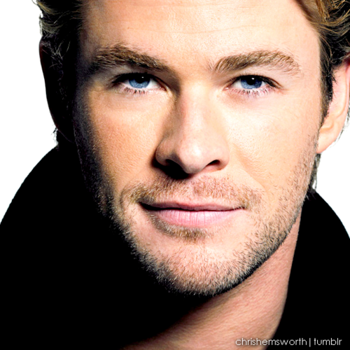 Chris Hemsworth wallpaper with a portrait called CH