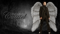 Cas - supernatural wallpaper