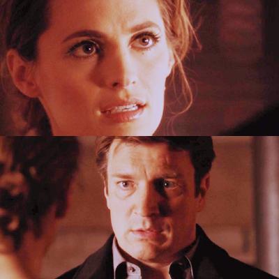 castillo and Beckett <3