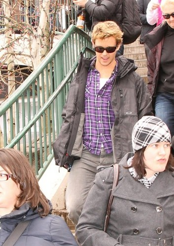 Celebs at the Sundance Film Festival