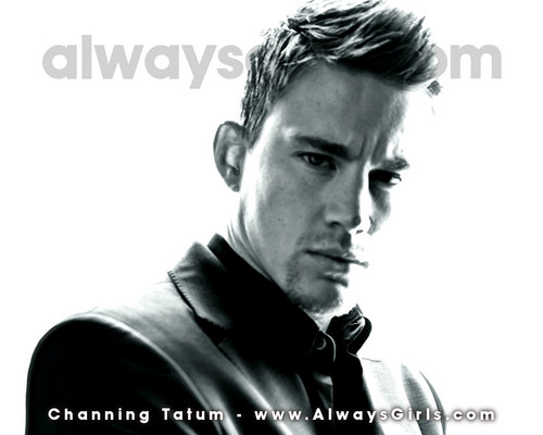 Channing Tatum wallpaper with a portrait called Channing Tatum