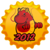 fanpop foto called Chinese New tahun 2012 topi