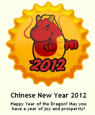 Chinese New taon 2012 takip