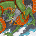 Chinese dragon - mythical-creatures icon