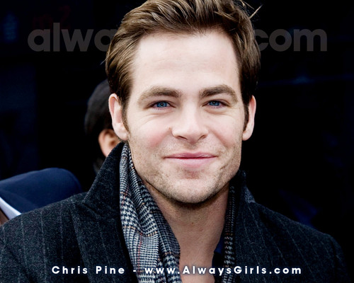 Chris Pine - chris-pine Wallpaper