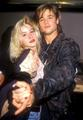 Christina Applegate And Brad Pitt