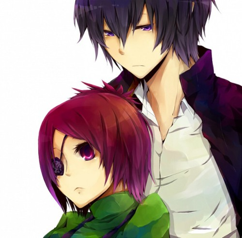 Chrome and Hibari