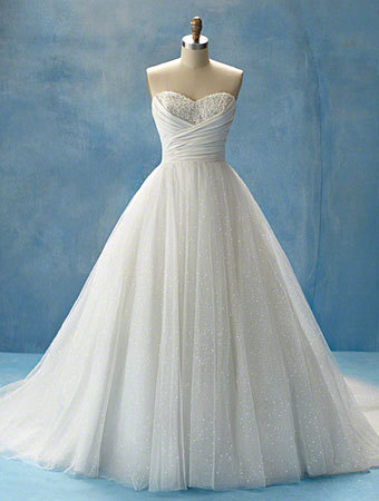 Cendrillon Wedding Dress #1