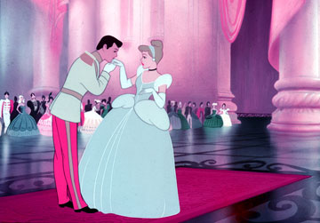 cinderella and prince charming wallpaper entitled Cinderella and Charming