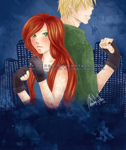 Clary/Jace