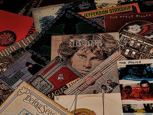 Classic Rock wallpaper containing anime called Classic Albums Wallpaper