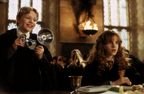 Colin and Hermione