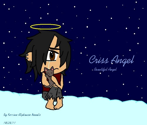 Criss the Angel - criss-angel Fan Art