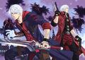 Dante and Nero