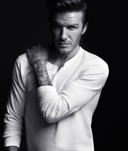 David Beckham wallpaper titled David Beckham H&M