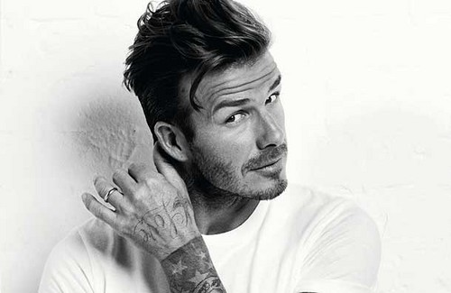 David Beckham Men's Health - March 2012 - david-beckham Photo
