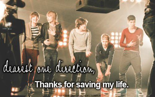 Dearest One Direction