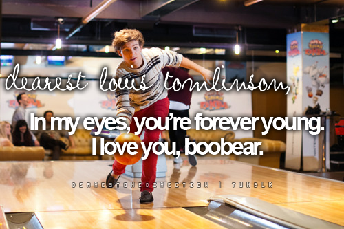 Dearest One Direction