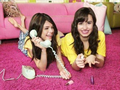 Demi Lovato & Selena Gomez